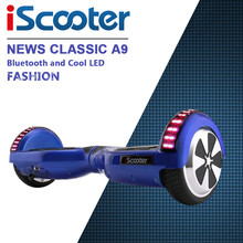 UL2722 Hoverboard 6.5 inch Two Wheels Electric Scooter Smart Balance Walk Car Hover board Standing Smart Skateboard Roller