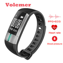 Buy New G20 ECG+PPG Monitoring Smart Bracelet Fitness Activity Tracker Blood Pressure Wristband Pulsometro PK id107 Xiaomi mi band 2 for $50.88 in AliExpress store