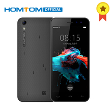 HOMTOM HT16 MTK6580 Quad Core Smartphone Android 6.0 5.0 Inch HD Screen Cell Phone 3000mAh 1GB RAM 8GB ROM Unlocked Mobile Phone