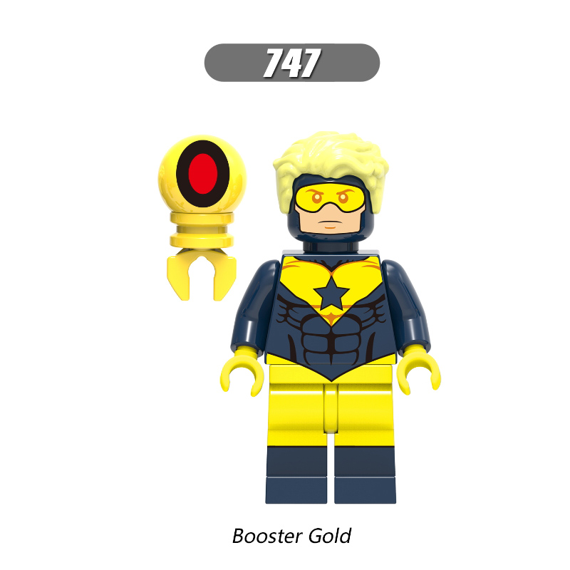 XH747-Booster Gold