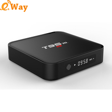 2016 T95M Smart OTT TV Box WiFi S905x Android 6.0 kodi media player Quad Core 2GB 8GB H.265 4K DLAN network set top box(China)