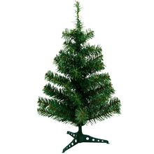 Christmas Tree Deluxe Green Artificial Christmas Trees With Metal PVC Stand Xmas Decor christmas bonsai