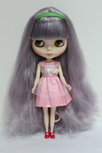 Free Shipping Top discount  DIY  Nude Blyth Doll item NO. 09 Doll  limited gift  special price cheap offer toy