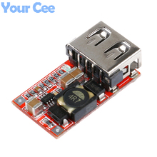 5 pcs Efficiency 97.5% 6-24V 24V 12V to 5V USB Step Down Module DC-DC Converter Phone Charger Car Power Supply Buck Module