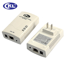CKL-705 Powerline to Network Adapter For Family or Office Internet Extension and Amplifying