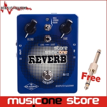 Biyang RV-12 Guitar pedal Tri Mode Reverb Effect pedal Classic Series True Bypass With Free Pedal Connector