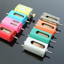 Recommend Colorful 180 High-speed Motor 12v 21000rpm Strong Big Magnetic Motor Good Torque Toy Motor