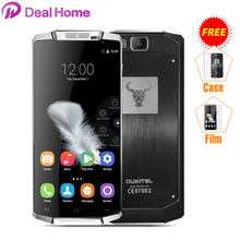 "Case+Film)gifts! Original Android 6.0 Oukitel K10000 4G LTE Cell Phone 5.5"" Quad Core MTK6735P 2GB 16GB ROM Battery 10000mAH"