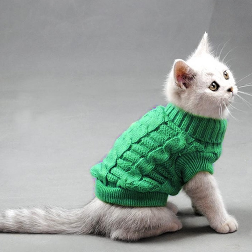 Вязание крючком на кошку 624