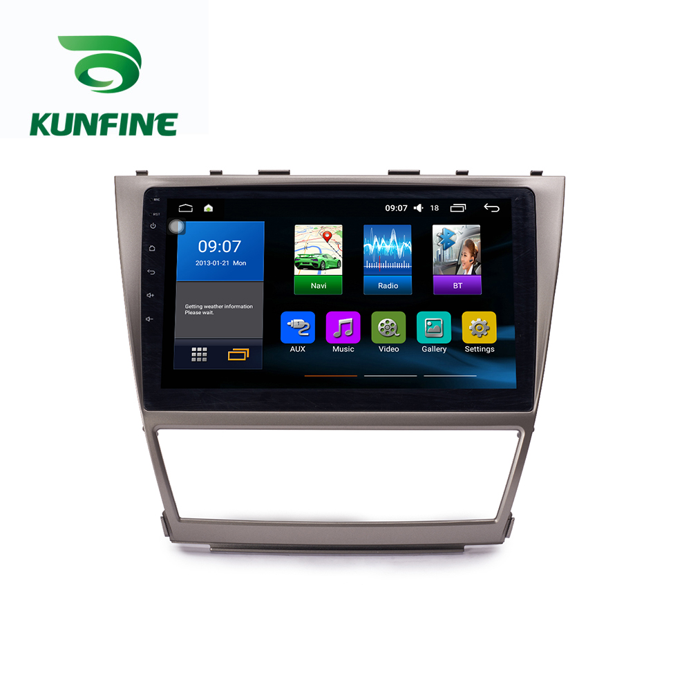 Android Car DVD GPS Navigation Multimedia Player Car Stereo For Toyota Camry 2007-2011 Radio Head unit (7)