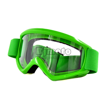 Hot Sale Motorcycle Goggles Glasses Motocross Goggles Moto Cross Country Flexible Goggles Clear Lenses Goggles Motocross(China)