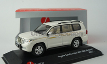 1:43 TOYOTA LAND CRUISER 200 VXR V8 LC200 2012 Diecast Model Cars Jeep SUV 3 Colors