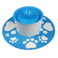 Cat Fountain Whale Pet Fountain Automatic Pet Water Dispenser, Pet Health Caring Fountain for Cat and Small Dog/Animals(China)
