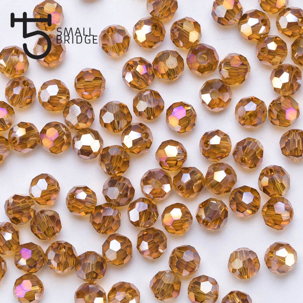 Faceted Ball Beads (2)