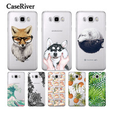 Buy CaseRiver Soft TPU sFOR Samsung Galaxy J5 2016 J510 J510F Case Cover Painting Back Protective Phone sFOR Samsung J5 2016 Case for $1.15 in AliExpress store