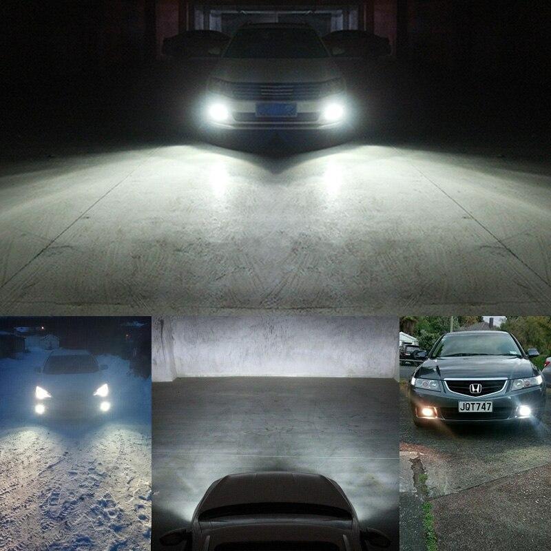 NAO LED H11 9005 9006