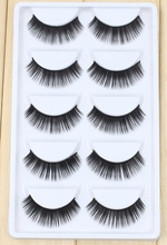 For 1/6 Blyth factory blyth doll 5 Pairs of Eyelashes Especially for DIY(China)