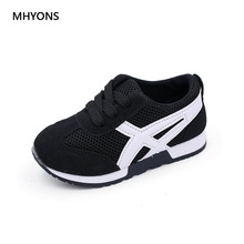 Buy 2018 New Spring children canvas shoes girls boys sport shoes antislip soft bottom kids shoes comfortable breathable sneakers for $6.92 in AliExpress store