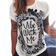 t shirt women Harajuku 2016 Sun Owl Lotus Letters Printing t-shirt Louis Vitas S-XL Short Sleeves O-neck Women Tee Tops T-shirt