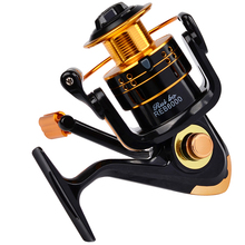 Newest High Quality 12BB Ball Bearings Type Fishing Reels 5.2:1 Gear Ratio Left Right Hand Interchangeable Spinning Reel