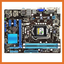 for ausu H61M-K DDR3 for i3 i5 i7 socket 1155 Motherboard mATX, 100% tested working well (USED)