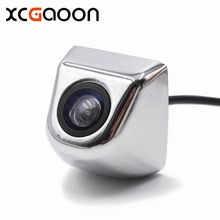 XCGaoon Universal Car Reverse Rear View Camera Real Waterproof 140 degree Wide Angle With CCD 4 Layer Glass Lens AV Port(China)