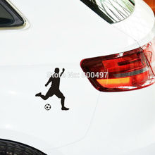 Newest Design Car-covers Football Figure European Cup Decal for Toyota Ford Chevrolet Volkswagen Tesla Honda Hyundai Kia Lada(China)