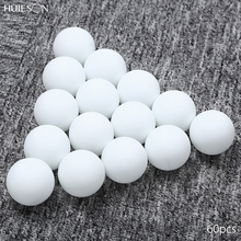 60pcs Stand 1-star 40mm Practice Table Tennis Ping Pong Ball PE Professional Amateur Training Table Tennis Ball Celluloid(China)