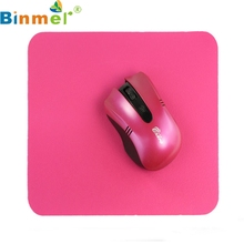 Binmer Mecall Tech New Comfortable Non-slip Super Thin Soft Mouse Pad for PC Notebook Laptop Tablet PC Free Shipping