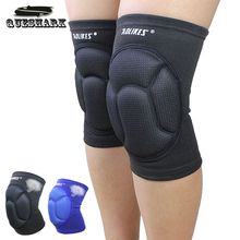 Thicked Football Volleyball Extreme Sports Ski Knee Pads Fitness Knee Support Dancing Kneeling Kneepad Cycling Knee Bracers
