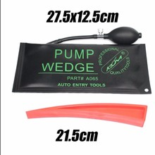 popular inflatble KLOM PUMP WEDGE LOCKSMITH TOOLS Auto Air Wedge Airbag Lock Pick Set Open Car Door Lock