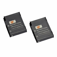 DSTE 2PCS KLIC-7002 Rechargeable Battery for KODAK EasyShare V530 V530 Zoom V603 V603 Zoom Camera