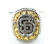 Free Shipping !replica 2010 sf giants San Francisco giants baseball championship rings for man Size 11