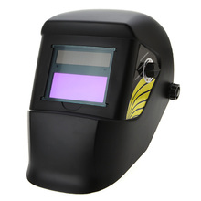 High Quality Solar Welding Helmet Solar Automatic Darkening Soldering Welding Grinding Helmet Hood Mask for Eye Face Protection