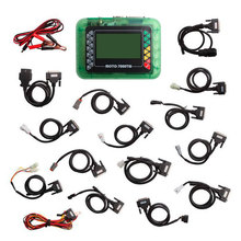 OBDResource High Quality MOTO 7000TW Universal Motorcycle Scan Tool Autobike Diagnostic Tool Code Reader Scanner
