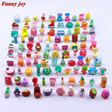 50-150 Pcs Fruit Shop Family Doll Hands Do Model Furnishing Articles Twisted For Children's Toys For Action Graph Toy Brinquedo(China)