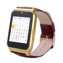 W90 Smart Watch Clock With Sim/TF Card Slot Push Message FM radio earphone Bluetooth Connectivity Camera  For Android IOS Phone