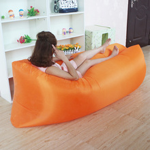 CTDSGW000342 lazy bag inflatable air sofa laybag adult beds air lounge chair Fast Inflatable air sofa