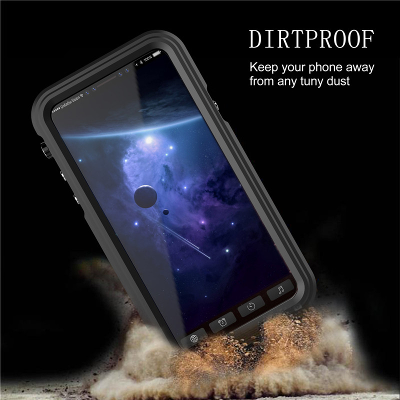 waterproof case for iphone x (1)