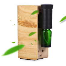 Aromatherapy Essential Oil Nebulizing Diffuser Air Purifier Automatic Dispenser Air Freshener With Empty Cans Perfume Dispenser(China)