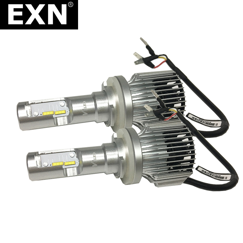 EXN LED New Arrival Car H15 LED Headlight Bulbs 6000K Super Bright White H15 LED Conversion Kit Replacement Bulb For Headlight<br>