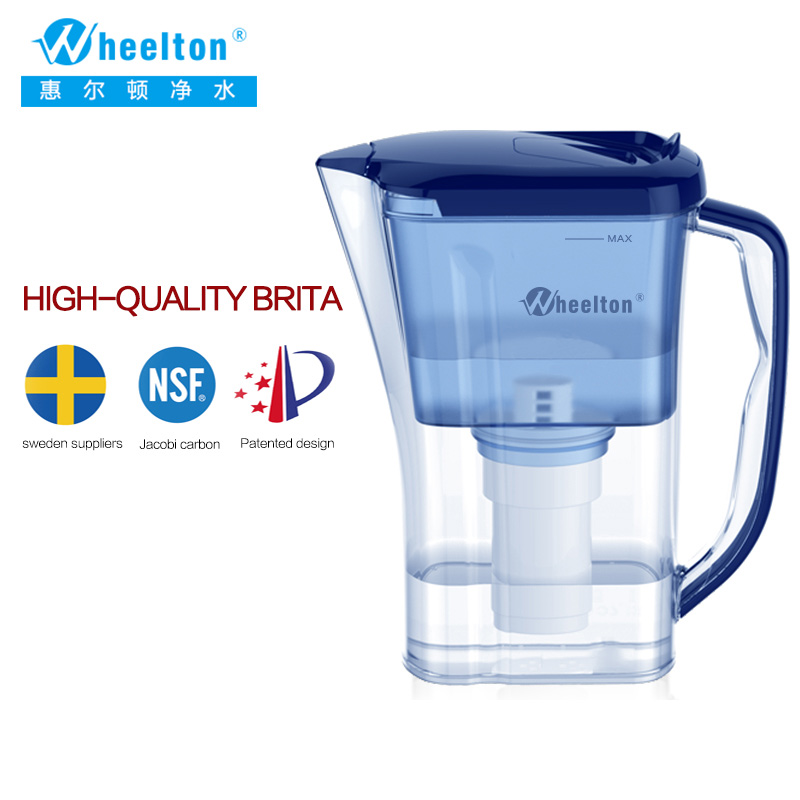 2017  Household and Picnic Dual Filter Kettle Water Filter Water Purifier Brita Free Shipping<br><br>Aliexpress
