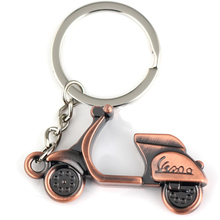 Sale Fashion Men New 1x Creative Motorcycle Scooter Car Key Ring Pendant Keychain Unisex Gift