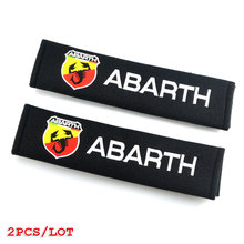 Excellent car-styling all cotton case for fiat punto abarth 500 stilo ducato palio accessories car styling car stickers 2PCS/LOT