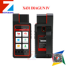 2017 NEW Orignal Launch X431 Diagun IV Full System Diagnostic Tool Update Online DIAGUN IV latest model(China)