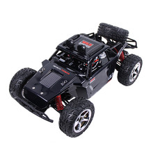 Hot BG1513 2.4G High Speed Race Cars Four-wheel Drive High-speed Electric Remote Control Off-road Vehicle 1:12 Full-scale