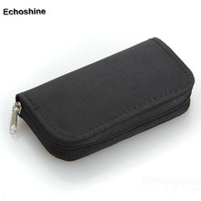 Cute SDHC MMC CF Micro SD Memory Card Storage Carrying Pouch Case Holder Wallet A0000(China)