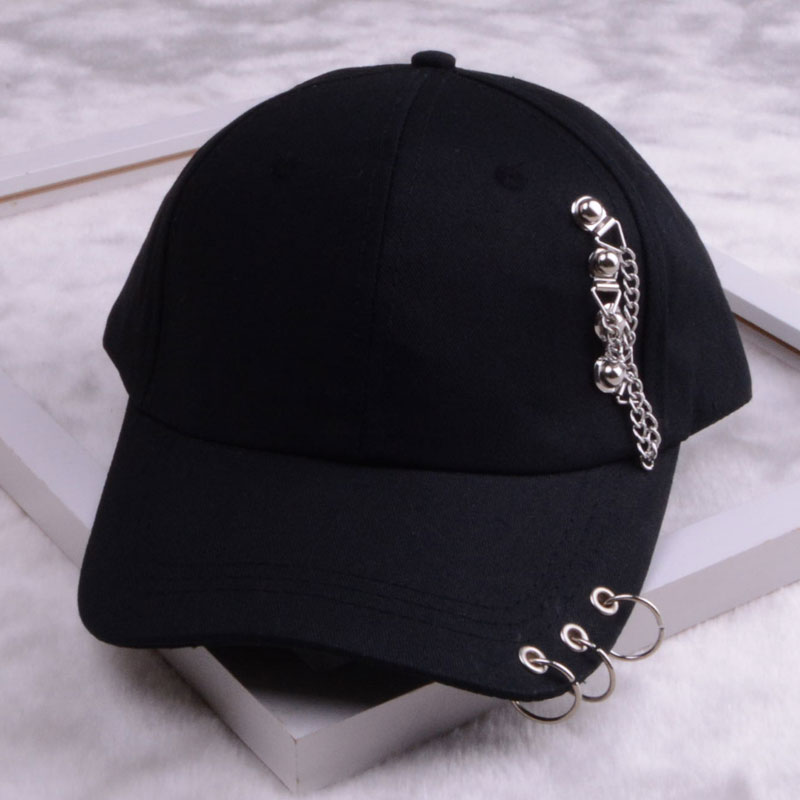 baseball cap with ring dad hats for women men baseball cap women white black baseball cap men dad hat (20)