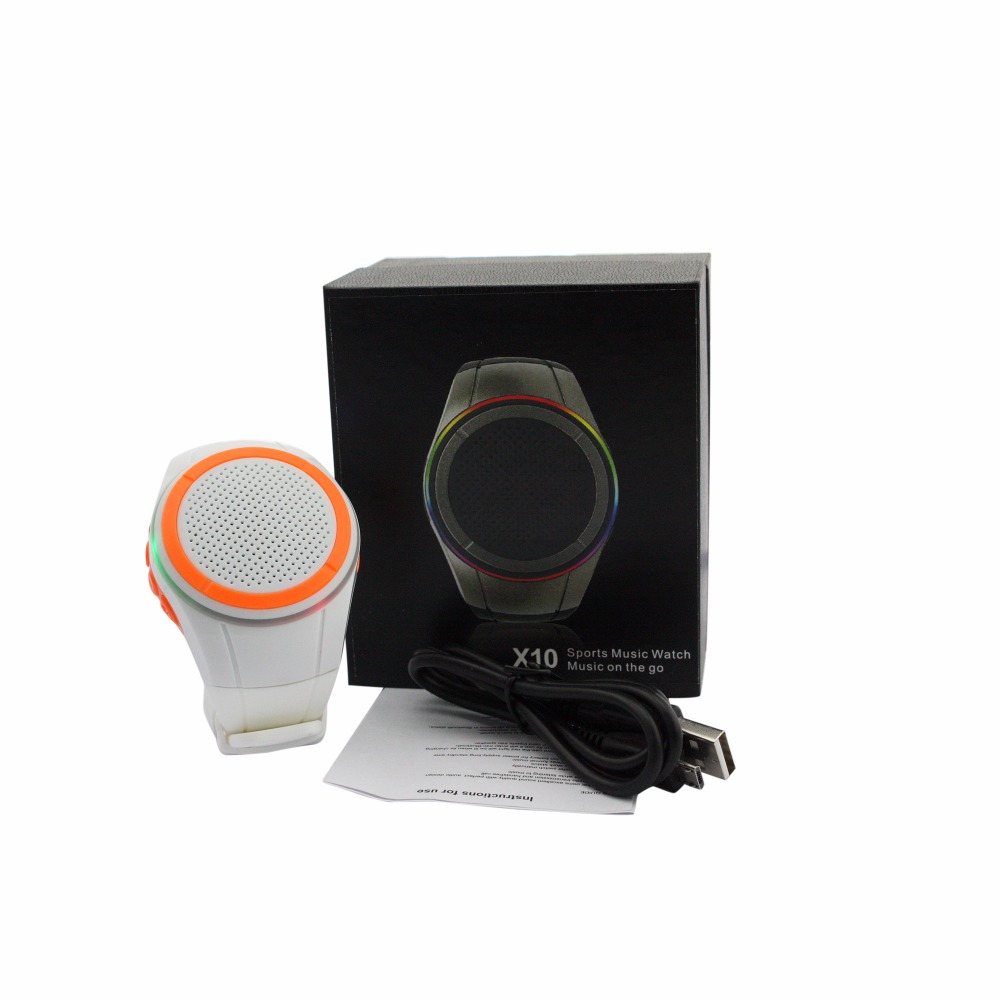 W8 speaker watch
