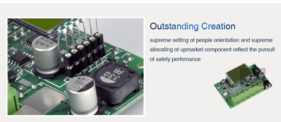 EASUN POWER Solar Charge Controller 30A 20A 10A Voltage Regulator ICharger PWM 24302010-R DES-9